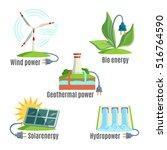 Alternative Energy Sources Set...