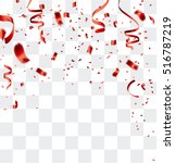 celebration background template ... | Shutterstock .eps vector #516787219
