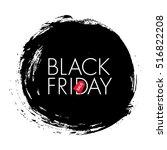 black friday sale banner   Shutterstock .eps vector #516822208