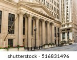 chicago  usa   may 30  2016 ... | Shutterstock . vector #516831496