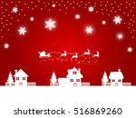 happy new year background with... | Shutterstock . vector #516869260