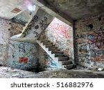 Creepy Crumbling Staircase...