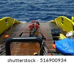 Anchor Handling Tug Boat