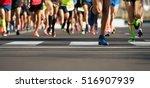 Marathon Running In The Light...