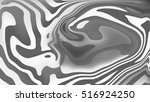 abstract black and white... | Shutterstock . vector #516924250