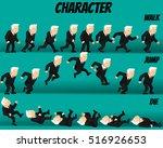 game kits adventure  character... | Shutterstock .eps vector #516926653