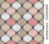 abstract seamless pattern.... | Shutterstock .eps vector #516981868