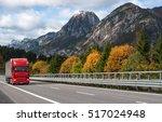 e45 motorway  austria   october