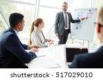 financial changes   Shutterstock . vector #517029010