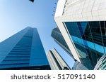 skyscrapers | Shutterstock . vector #517091140