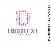 letter d logo icon design... | Shutterstock .eps vector #517097164