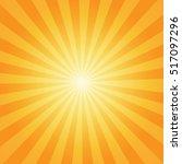 Sunburst Rays Sunbeam...