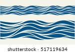 seamless pattern with stylized... | Shutterstock .eps vector #517119634