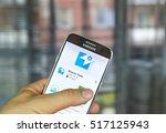 montreal  canada   june 23 ... | Shutterstock . vector #517125943