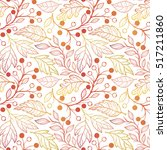 seamless pattern. bright... | Shutterstock .eps vector #517211860