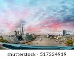 London Sunset Skyline From Tower - Fine Art prints