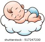 vector illustration of cartoon... | Shutterstock .eps vector #517247230
