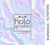 abstract light bright... | Shutterstock .eps vector #517347550
