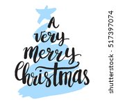 Christmas Card Template. A Ver...