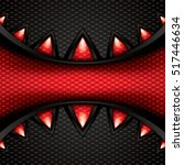 Red And Black Concept Tech...