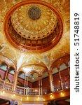 Interior Of Ponce De Leon Hote...