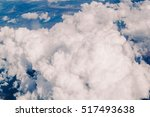 Thick Cumulus Clouds Over A...