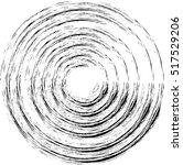 black rings   Shutterstock .eps vector #517529206