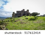 Ruins Of A Castle At Salvatier...