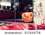 hallowen pumpkin lantern