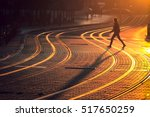 street photography of blurred... | Shutterstock . vector #517650259