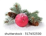 Christmas Decoration Ball And...