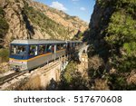 Cog Railway And Train In...