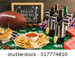 Game Day Football Party Table...