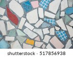Abstract Of Colorful Mosaic...