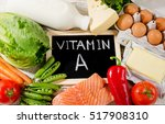 Products Rich In Vitamin A....
