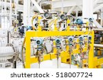 pressure transmitter  and... | Shutterstock . vector #518007724