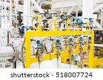 pressure transmitter  and... | Shutterstock . vector #518007724