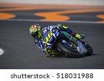 valencia  spain   november 11 ...   Shutterstock . vector #518031988