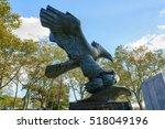 New York   Oct 24  Bronze Eagle ...