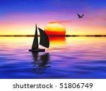 summer sea | Shutterstock . vector #51806749