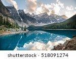 Moraine Lake  Banff National...