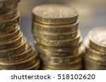 British Pound Coins Including...