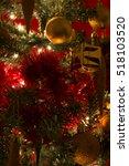 christmas tree | Shutterstock . vector #518103520