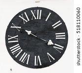 Old Watchtower Clock