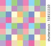 Seamless Pattern Of Geometries...