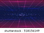dark abstract background made... | Shutterstock .eps vector #518156149