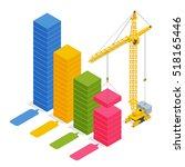 Isometric Construction Crane ...