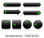 buttons for web | Shutterstock .eps vector #51823123