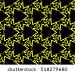 abstract geometric wallpaper.... | Shutterstock .eps vector #518279680