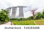 singapore  october 30 day view... | Shutterstock . vector #518283688